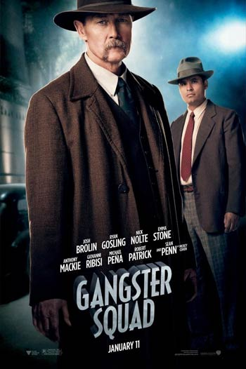 دانلود فیلم Gangster Squad 2013 جوخه گانگسترها با دوبله فارسی